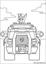 Coloriage Paw Patrol Choisis Tes Coloriages Paw Patrol Sur Coloriez
