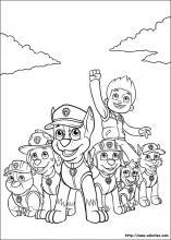Coloriage Paw Patrol Choisis Tes Coloriages Paw Patrol Sur
