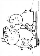 Coloriage Peppa Pig Choisis Tes Coloriages Peppa Pig Sur Coloriez