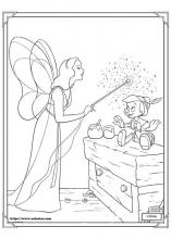 Coloriage Fee Bleue.Coloriage Pinocchio Choisis Tes Coloriages Pinocchio Sur Coloriez Com