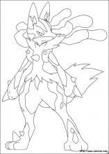 Coloriage Pokemon Choisis Tes Coloriages Pokemon Sur