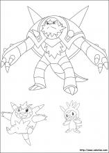 Coloriage Pokemon Famille Evoli.Coloriage Pokemon Choisis Tes Coloriages Pokemon Sur