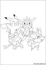 Coloriage Pokemon Choisis Tes Coloriages Pokemon Sur Coloriez Com