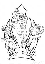 Coloriage Power Rangers Choisis Tes Coloriages Power Rangers Sur Coloriez Com