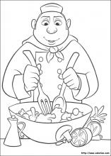 Coloriage Facile Ratatouille.Coloriage Ratatouille Choisis Tes Coloriages Ratatouille Sur