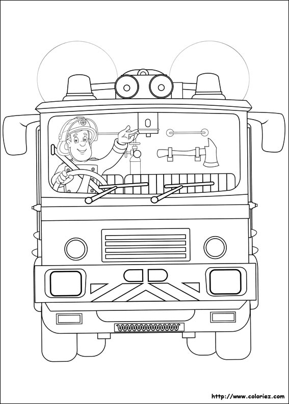 Coloriage Gros Camion.Coloriage Jupiter