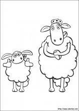 Coloriage Shaun Le Mouton Choisis Tes Coloriages Shaun Le Mouton