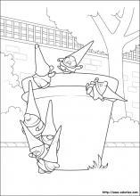 Coloriage Sherlock Gnomes, choisis tes coloriages Sherlock ...