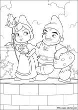 Coloriage Sherlock Gnomes, choisis tes coloriages Sherlock Gnomes ...