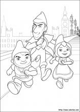 Coloriage Sherlock Gnomes, choisis tes coloriages Sherlock ...
