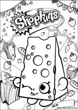 Coloriage Shopkins Choisis Tes Coloriages Shopkins Sur