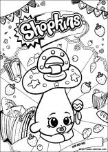 Coloriage Shopkins Choisis Tes Coloriages Shopkins Sur Coloriez Com