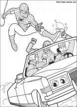 Coloriage Spiderman Choisis Tes Coloriages Spiderman Sur Coloriez Com