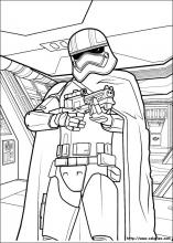 Kanan Coloriage Star Wars 40 Dessins Imprimer Dessin De Dark