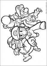 Coloriage Super Mario Bros Choisis Tes Coloriages Super