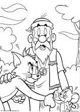 Tom Et Jerry Coloriages De Tom Et Jerry Sur Coloriez Com