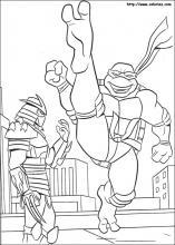 Coloriage Tortues Ninja Choisis Tes Coloriages Tortues Ninja Sur