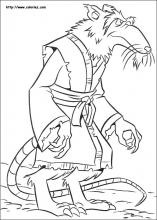 Index Of Images Coloriage Tortues Ninja Miniature