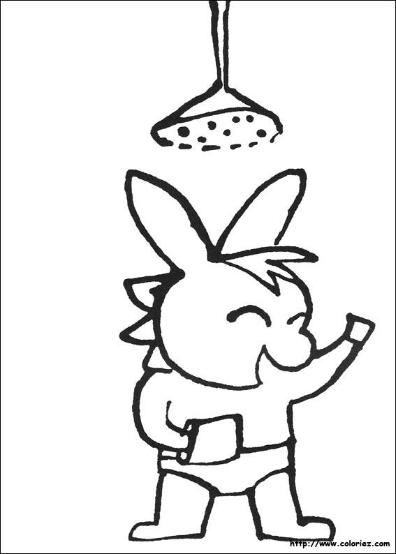 Trotro 26 Dessins Animes Coloriages A Imprimer