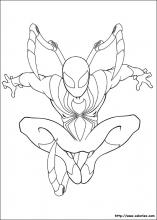 Coloriage Ultimate Spider Man Choisis Tes Coloriages Ultimate