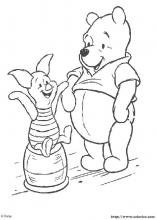 Coloriage Winnie L Ourson Choisis Tes Coloriages Winnie L