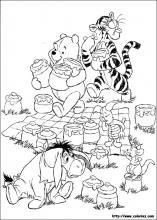 Coloriage Winnie L Ourson Choisis Tes Coloriages Winnie L Ourson
