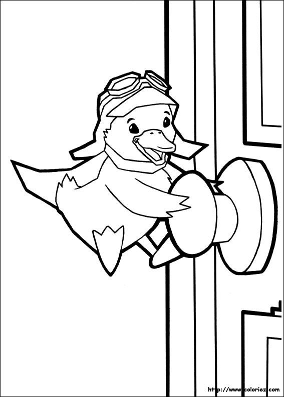 COLORIAGE - Problème avec la porte