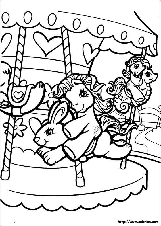 coloriage dossier=Mon petit Poney&file=mon petit poney89
